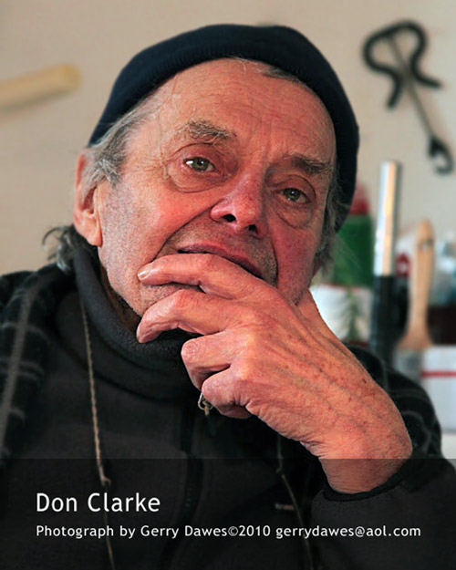 Don Clarke Net Worth