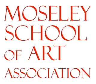 Moseley School of Art - Alt logo
